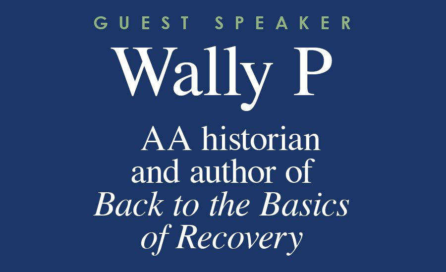 Wally P AA Historian