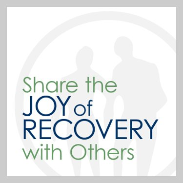 Share the joy of recovery with others from AdCare substance abuse treatment centers Massachusetts and Rhode Island