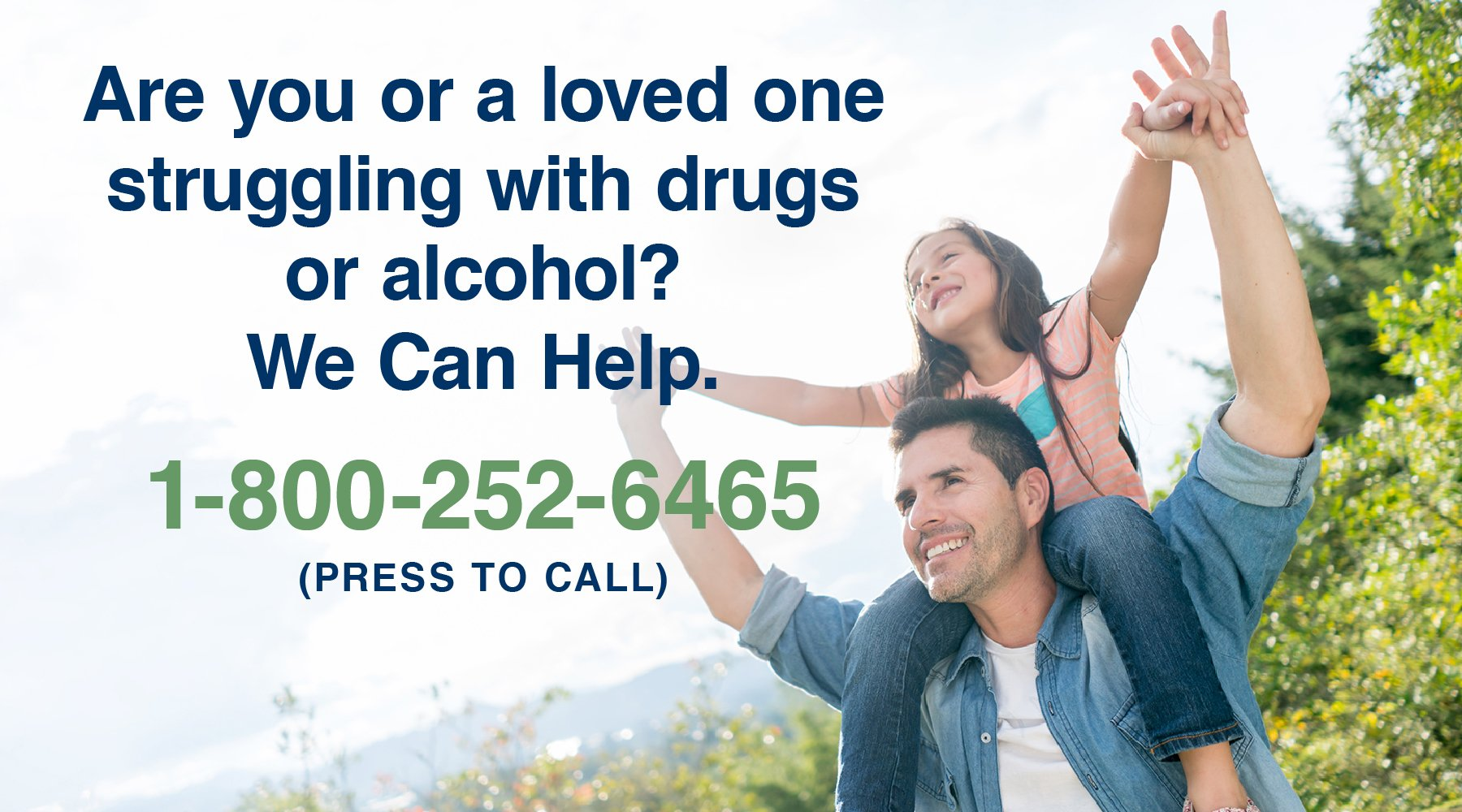 Contact number for AdCare substance abuse treatment centers in Massachusetts and Rhode Island