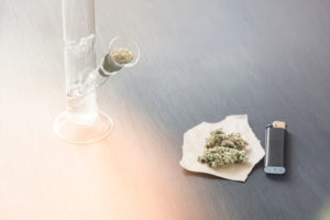 Laws about recreational marijuana.