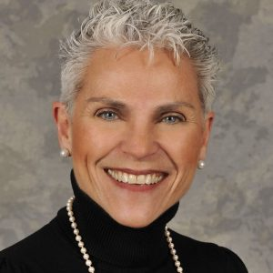 Joan L. Bertrand, Vice President of Human Resources